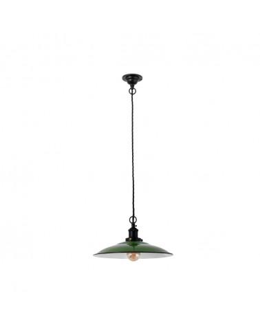 LANG Green pendant lamp