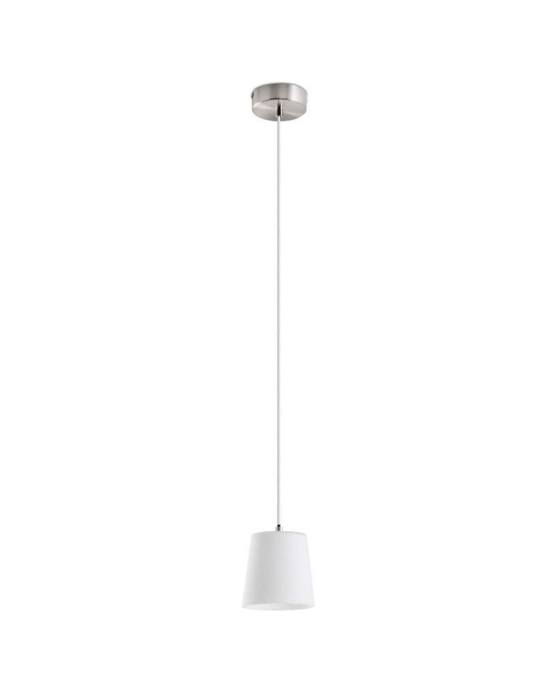 MIA LED White pendant lamp