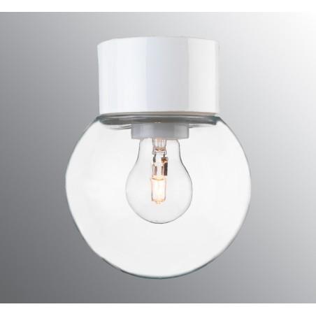 IE_6040-510-10 Ifo Electric Classic Globe clear glass Ø150