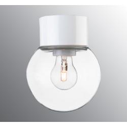 IE_6041-510-10 Ifo Electric Classic Globe clear glass Ø180