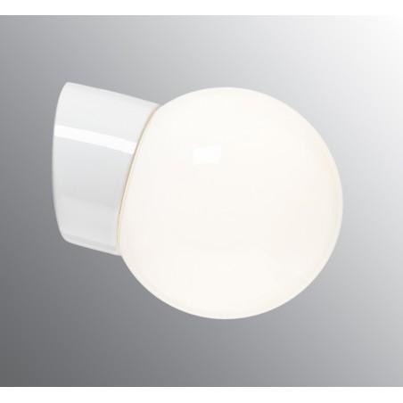 IE_6013-540-10 Ifo Electric Classic Globe shiny opal glass Ø150